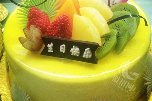 加盟采蝶轩蛋糕