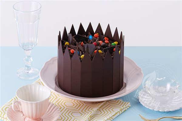 加盟好利来蛋糕连锁店