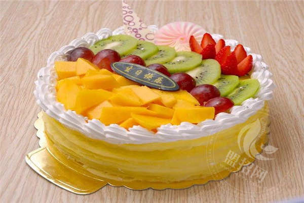 米旗蛋糕店加盟