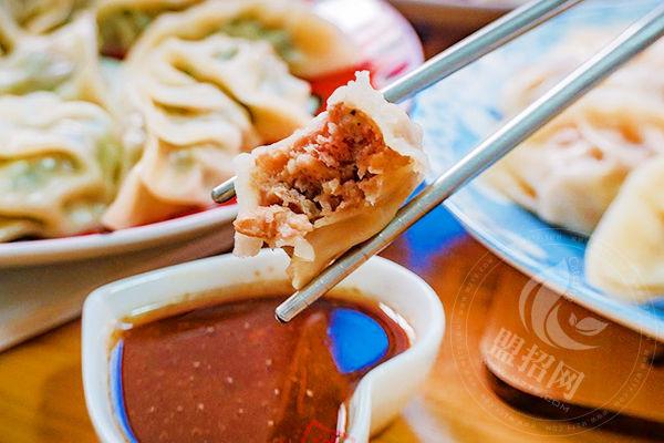 饺真水饺饺子加盟费