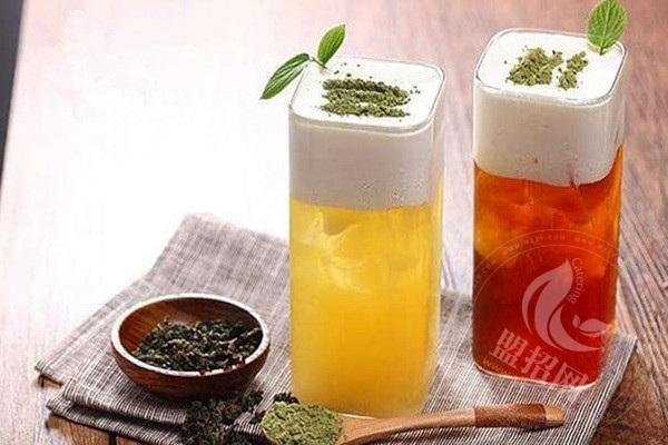 700cc都市茶饮加盟费
