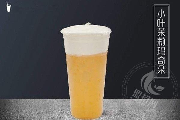 茶桔梗奶茶加盟