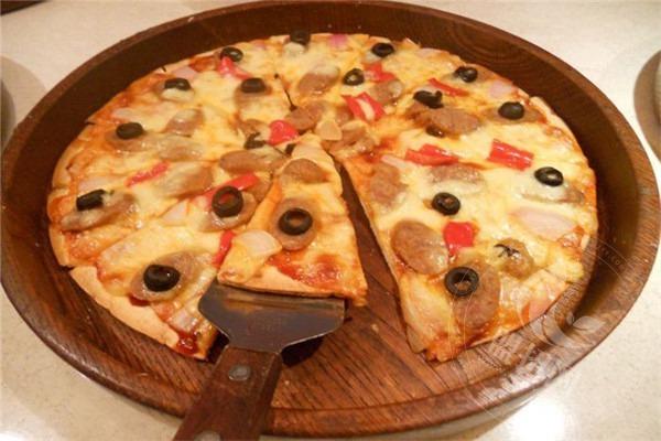 比格披萨加盟费