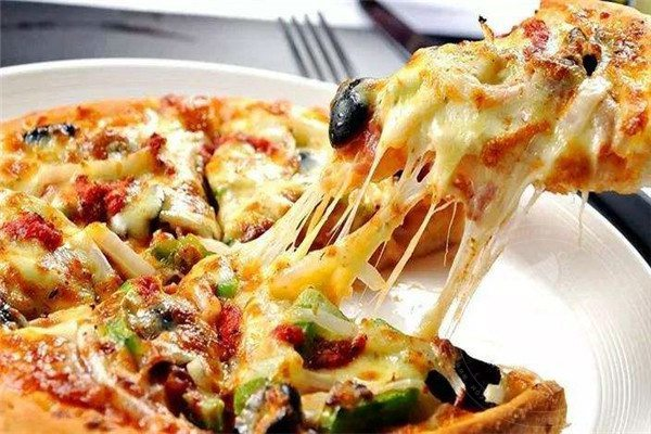 芝根芝底披萨加盟官网