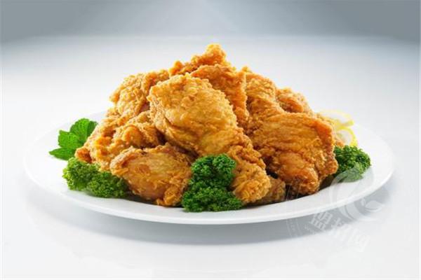 豪大大炸鸡加盟店
