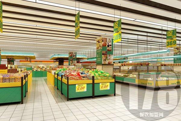永辉超市加盟条件是什么?小小超市加盟也是如此简单!