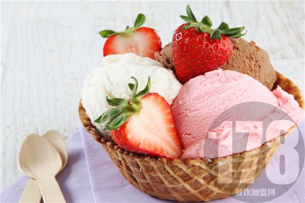碰碰凉加盟费多少?可在冰淇淋这一行业中获取众多优势