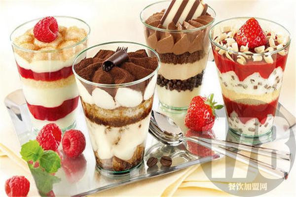 果然爱冰淇淋值得加盟吗?实力品牌让轻松创富成为可能