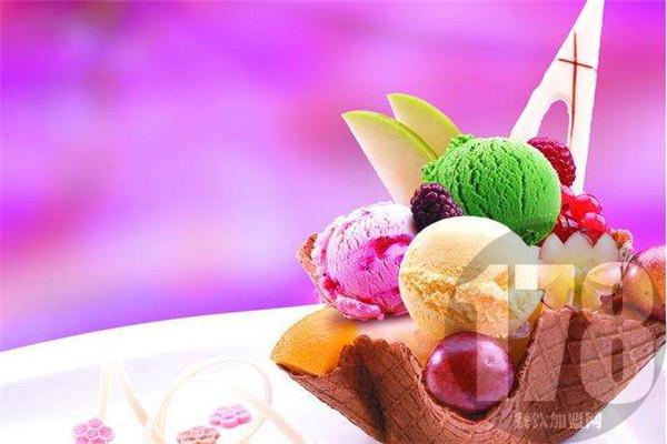 甜心安妮冰淇淋加盟是真的吗?轻松瞄准大众消费群体
