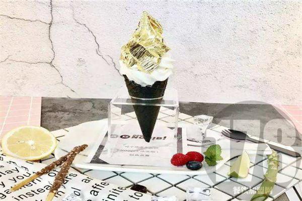 巴朗雪冰淇淋