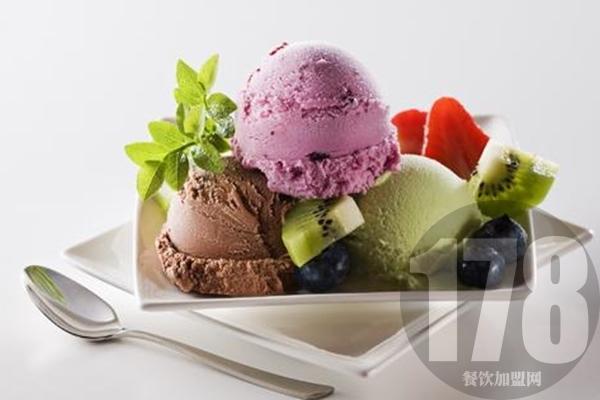 冰岛之恋冰淇淋加盟怎么样?有哪些加盟优势?