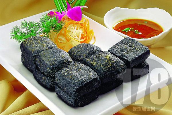 加盟吴字坊臭豆腐
