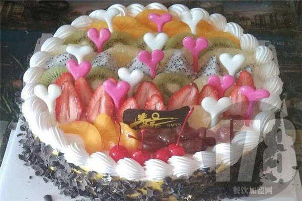 加盟味多美蛋糕怎么样?实力总部给你强有力的保障