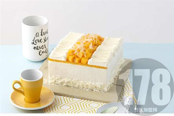 思味特蛋糕店加盟