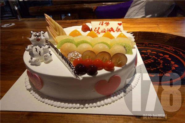 安庆莎莉文蛋糕