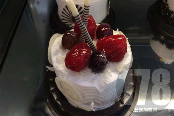 伊米蛋糕加盟