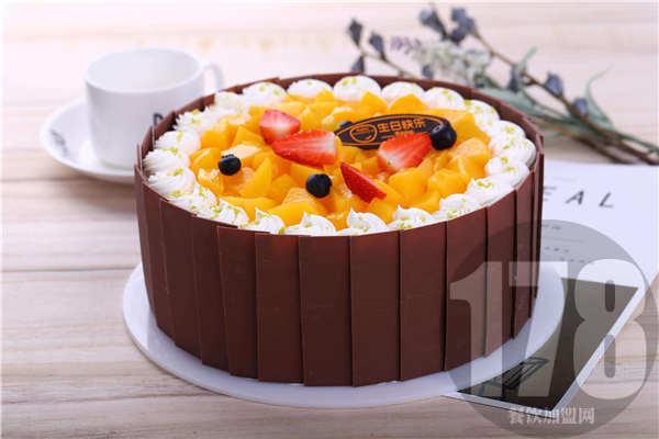 味多美蛋糕加盟