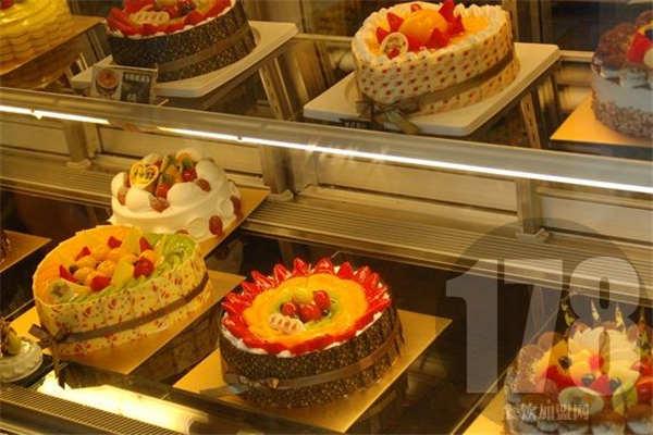 麦香园蛋糕店加盟