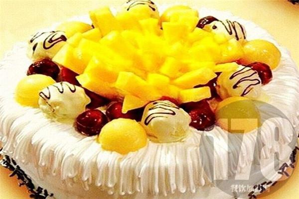 马里奥蛋糕
