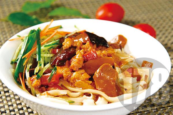 壹殿仟麺面馆加盟