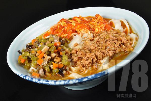 食尚鲜山野菜杂面条加盟优势