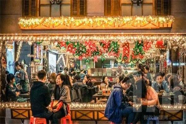 新旺港式茶餐厅加盟