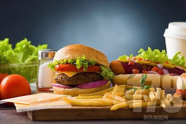 麦加美汉堡加盟多少钱