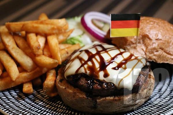 麦思德汉堡加盟项目怎么样?快餐依旧可以美味!