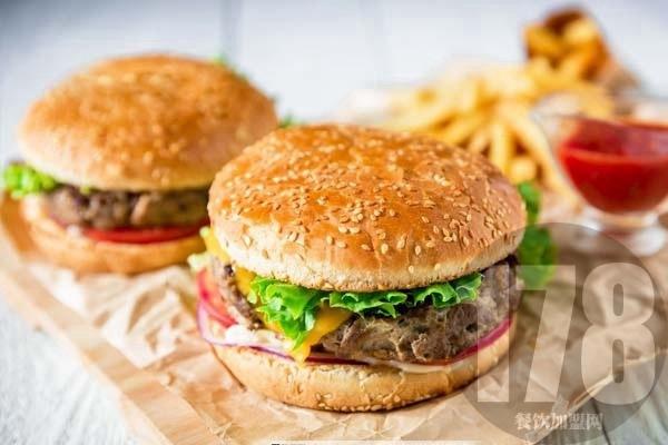汉堡小子加盟店多少钱?猜都猜不到会是这个数!