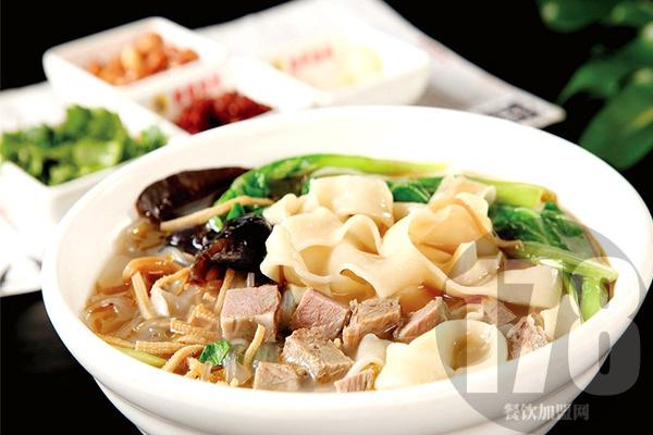 井梅故里酥面馆加盟品牌