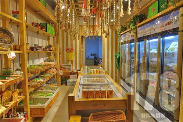 蜀门香家庭装火锅食材超市成本和利润怎么算