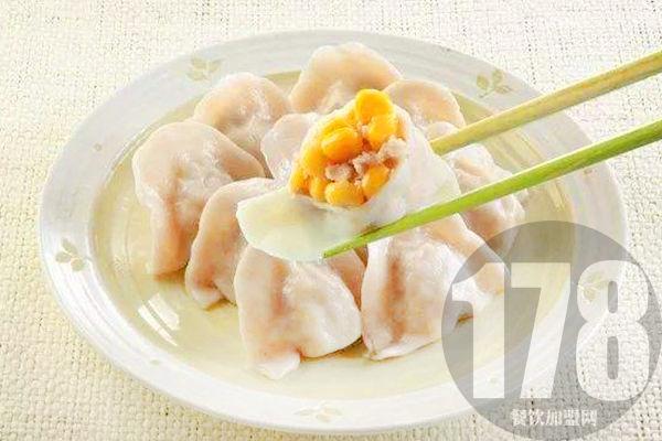 福多多饺子加盟