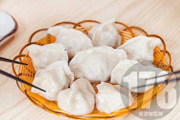 金盛福饺子加盟