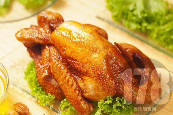 淄博国梁烤鸡