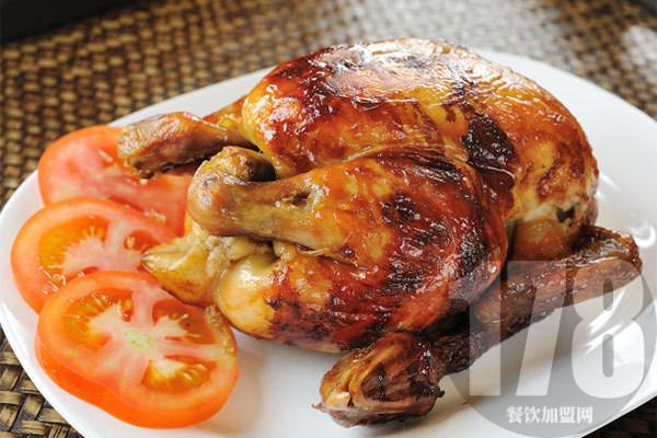 香妃烤鸡加盟
