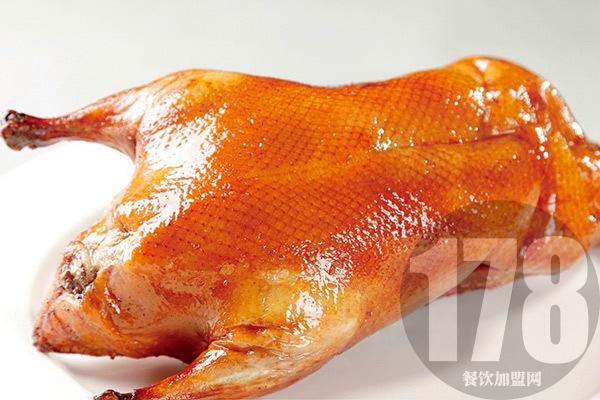刘福记烤鸭加盟费