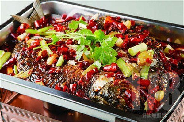 藏式秘制烤鱼加盟