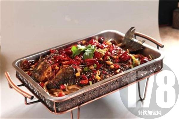 西安藏式秘制烤鱼餐饮
