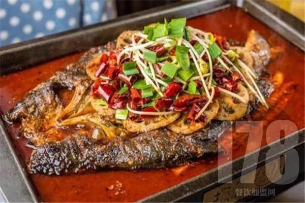 秘制藏式烤鱼加盟