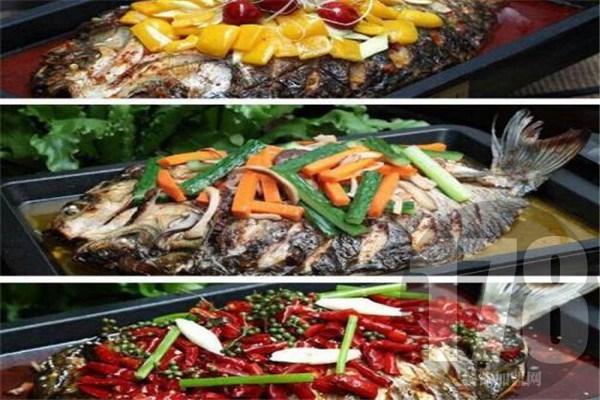 鱼当道烤鱼米饭加盟