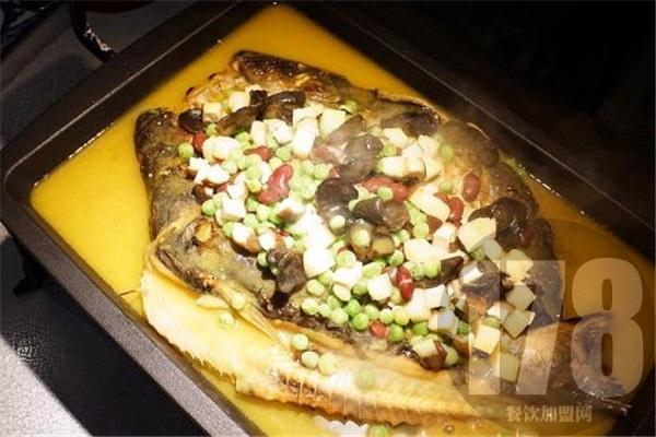 追鱼记特色烤鱼快餐加盟