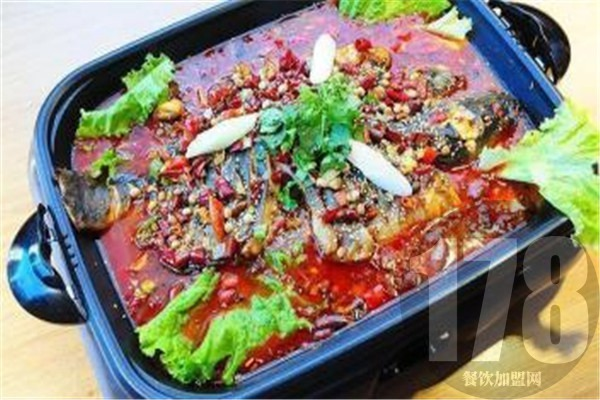 香茅草烤鱼培训