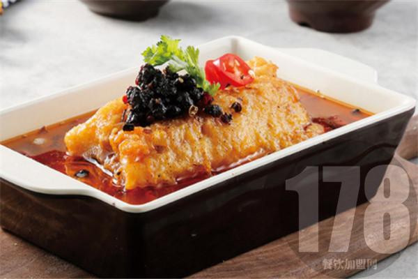 鱼谷稻烤鱼饭产品