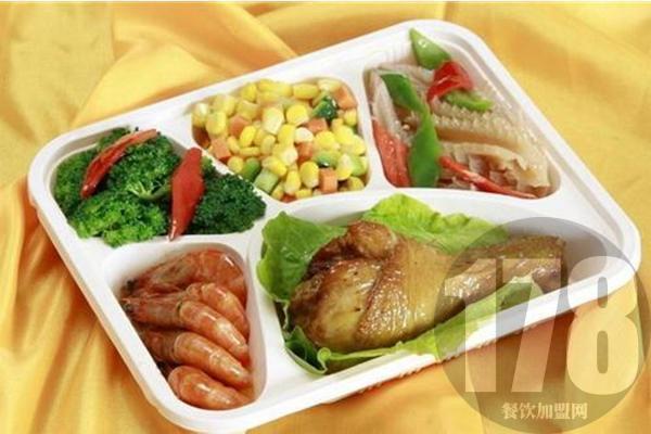 匆忙客中式快餐