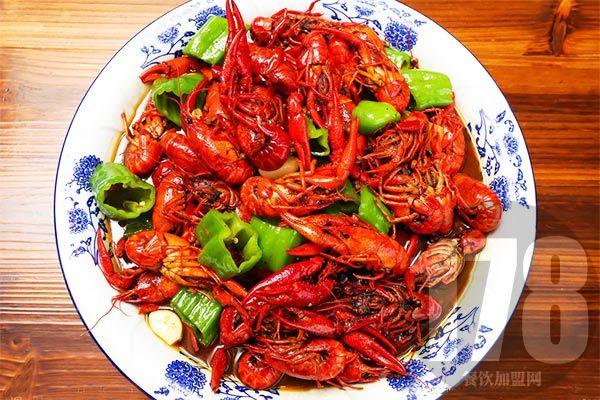 潜江市五七油焖大虾