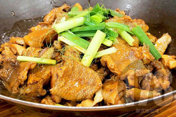 成玉黄焖鸡