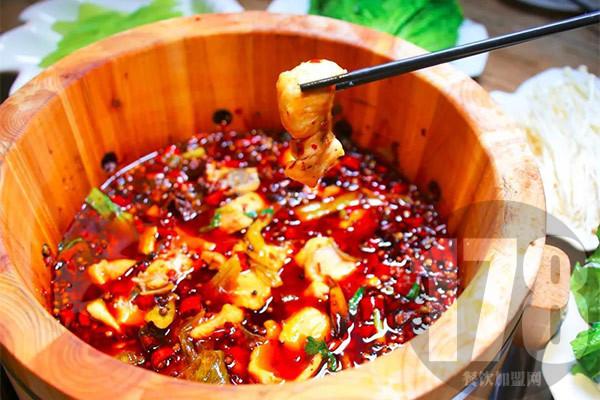 特色石锅鱼加盟