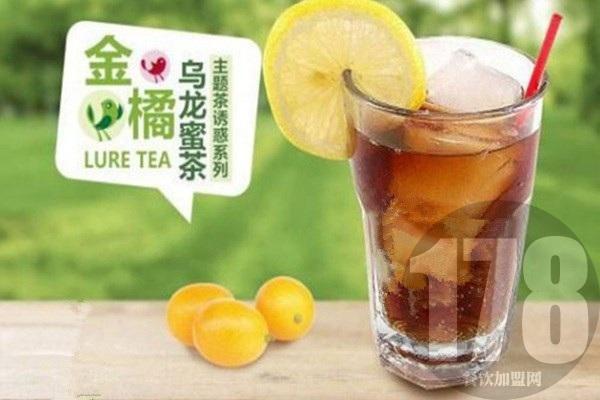 天福茗茶加盟费多少钱