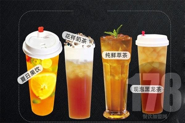 郁可奶茶加盟