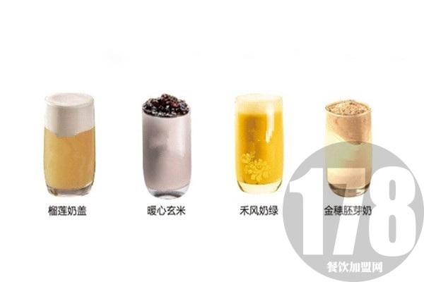 黑泷堂什么奶茶最好喝